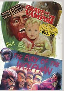 Grave Of The Vampire/ The Fury Of The Wolfman