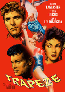 Trapeze , Burt Lancaster