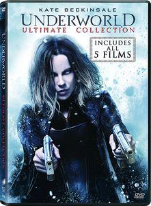 Underworld'2003/ Underworld: Evolution/ Underworld: Awakening/ Underworld:Rise Of The Lycans/ Underworld: Bloodwars
