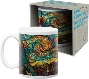 Dean Russo- Starry Night 20oz Boxed Mug