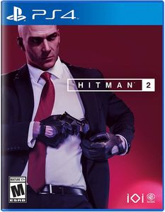 Hitman 2 for PlayStation 4