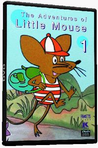 Adventures of Little Mouse: Volume 1