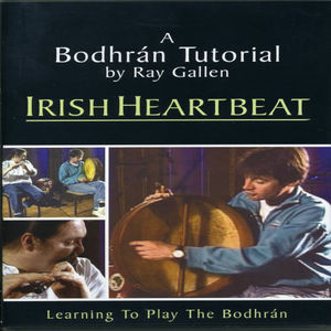Bodhran Tutorial By Ray Gallen [Import]
