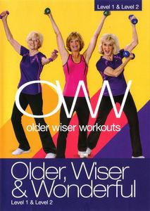 Older Wiser & Wonderful: Level 1 & 2 With Sue