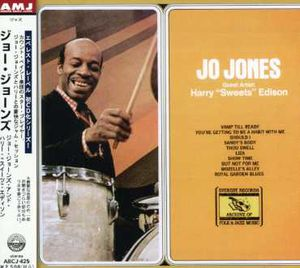 Jo Jones & Harry Sweets Edison [Import]