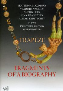 Trapeze /  Fragments of a Biography (Various Tango)