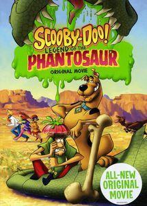 Scooby Doo! Legend of the Phantosaur