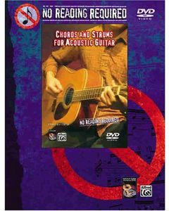 No Reading Required: Chords and Strums for Acoustic Guitar