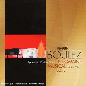 Le Domaine Musical 2 /  Various