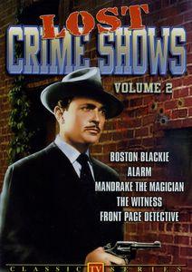 Lost Crime Shows 2