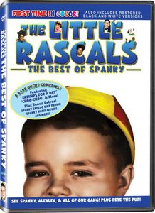 The Little Rascals: The Best of Spanky