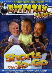Rifftrax: Shorts to Go
