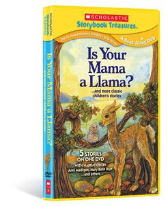 Scholastic Video Collection: Is Your Mama a Llama?...And More Classic Children's Stories