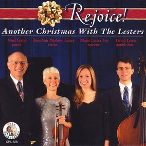 Rejoice! Another Christmas with the Lesters