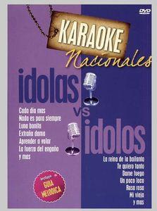 Idolas Vs Idolos-Nacionales [Import]