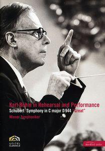 Karl Bohm Is Rehearsal & Performance 3: Sym in C