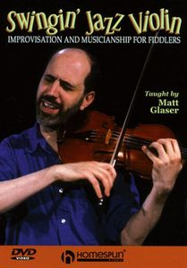 Swingin Jazz Violin