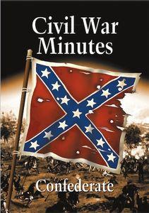 Civil War Minutes: Confederate