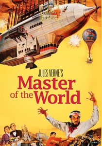 Master of the World , Vincent Price