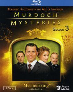 Murdoch Mysteries Season 3