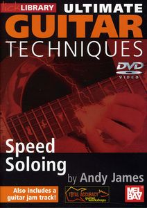 Ultimate Guitar Techniques: Speed Soloing