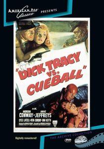 Dick Tracy Vs Cueball