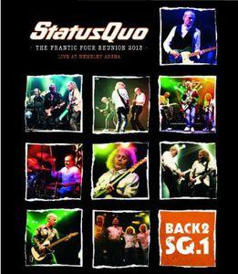 Back2sq.1 Live at Hammersmith