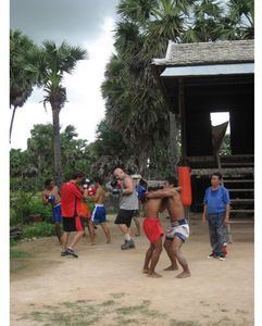 Human Weapon: Cambodian Blood Sport