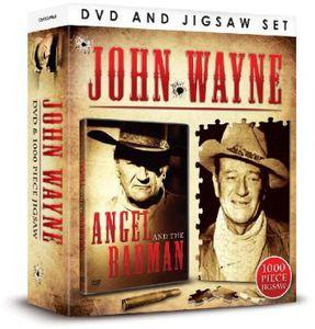 John Wayne (DVD + Jigsaw) [Import]