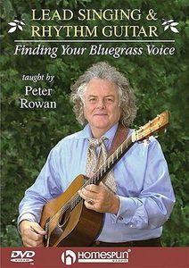 Lead Singing & Rhythm Guitar: Finding Your Bluegra