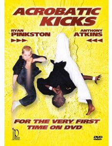 Acrobatic Kicks With Anthony Atkins and Ryan Pinkston