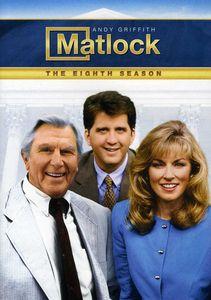 Matlock: The Eighth Season