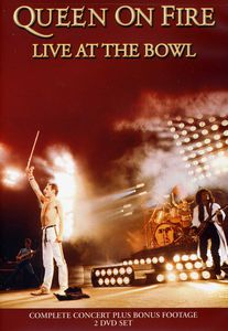 On Fire Live at the Bowl , Queen