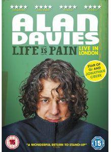 Alan Davies-Life Is Pain [Import]