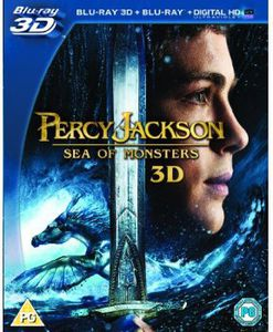 Percy Jackson: Sea of Monsters 3D [Import]