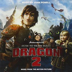 How To Train Your Dragon 2 (German Version) /  (Original Soundtrack) [Import]