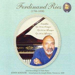 Ferdinand Ries: His Last Three Piano Sonatas