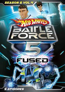 Hot Wheels Battle Force 5: Season 2 Volume 4