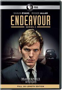 Endeavour: Series 2 (Masterpiece) , Shaun Evans