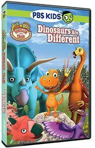 Dinosaur Train: Dinosaurs Are Different