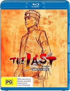 Naruto: The Movie - the Last (Blu-Ray) [Import]