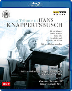 Tribute to Hans Knappertsbusch