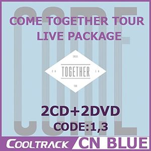 Cnblue Come Together Tour Live Package: Limited Ed [Import]