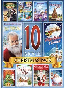 10-Movie Christmas Pack
