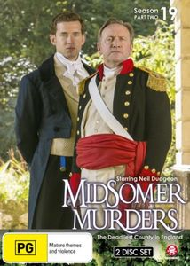 Midsomer Murders: Season 19 Part 2 [Import]