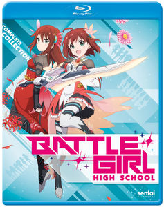Battle Girl High School
