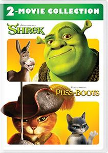 Shrek/ Puss In Boots: 2-Movie Collection