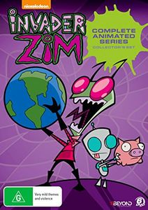 Invader Zim: Series Collection [Import]