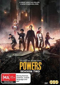 Powers: Season 2 [Import]