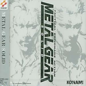 Metal Gear Solid (Original Soundtrack) [Import]